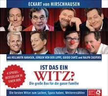 Eckart von Hirschhausen: Ist das ein Witz? Die große Box für die ganze Familie, 4 CDs