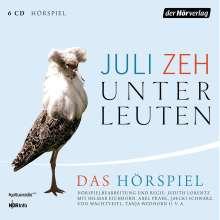 Juli Zeh: Unterleuten, 6 CDs