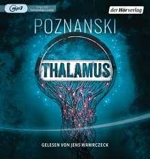 Ursula Poznanski: Thalamus, MP3-CD