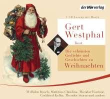 Wilhelm Busch: Gert Westphal liest: Die schönsten Gedichte und Geschichten zu Weihnachten, CD