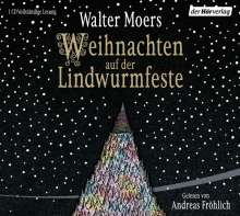 Walter Moers: Weihnachten auf der Lindwurmfeste, CD
