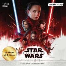 (Episode VIII)Die Letzten Jedi, MP3-CD