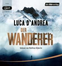 Der Wanderer, MP3-CD