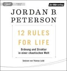 Jordan B. Peterson: 12 Rules For Life, 2 Diverse