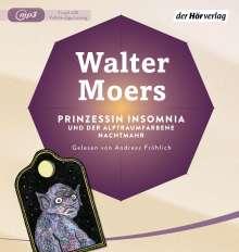 Prinzessin Insomnia &Der Alptraumfarbene Nachtmahr, MP3-CD