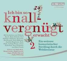 Wilhelm Busch: Ich bin so knallvergnügt erwacht 2, 2 CDs