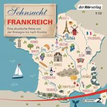 Thomas Grasberger: Sehnsucht Frankreich 5 CD, 5 CDs