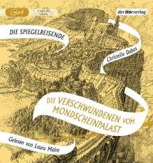 Christelle Dabos: Die Verschwundenen vom Mondscheinpalast, MP3-CD