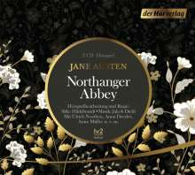 Jane Austen: Northanger Abbey, 2 CDs