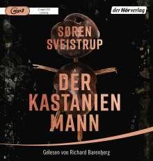 Der Kastanienmann, 2 MP3-CDs