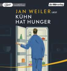 Jan Weiler: Kühn hat Hunger, MP3-CD