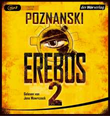 Erebos 2, MP3-CD