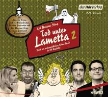 Kai Magnus Sting: Tod unter Lametta 2, 2 CDs