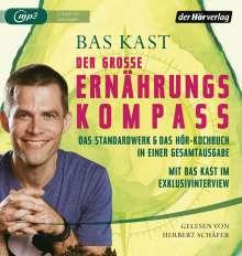 Der große Ernährungskompass, 2 MP3-CDs