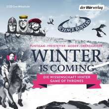 Martin Puntigam: Winter is Coming, 2 CDs