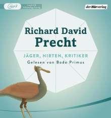 Richard David Precht: Jäger, Hirten, Kritiker, MP3-CD