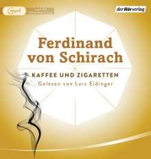 Kaffee und Zigaretten, MP3-CD