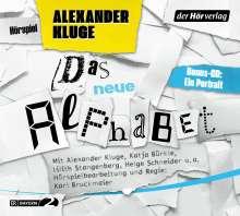 Das neue Alphabet, 3 CDs