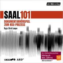Dokumentarhörspiel zum NSU-Prozess, 12 CDs