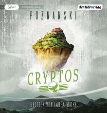 Cryptos, MP3-CD