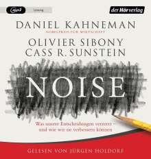 Noise, 2 MP3-CDs