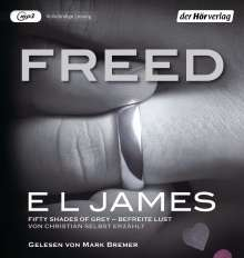 Freed-Fifty Shades of Grey.Befreite Lust, 3 MP3-CDs
