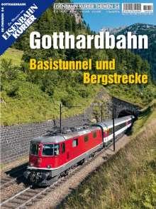 Eisenbahn-Kurier 54 - Gotthardbahn, Buch