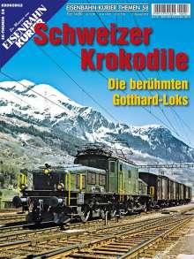 EK-Themen 58: Schweizer Krokodile, Buch