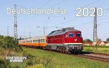 Deutschlandreise-Kalender 2020, Diverse