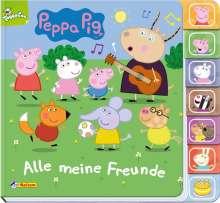 Peppa Pig: Alle meine Freunde, Buch