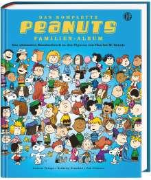 Charles M. Schulz: Das komplette Peanuts Familien-Album - Das ultimative Standardwerk zu den Figuren von Charles M. Schulz, Buch