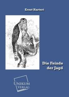 Ernst Hartert: Die Feinde der Jagd, Buch