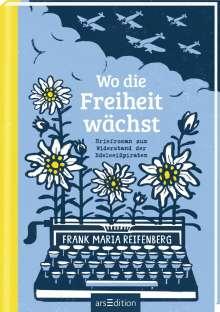 Frank M. Reifenberg: Wo die Freiheit wächst, Buch