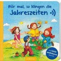 Anne Böhm: Hör mal, so klingen die Jahreszeiten, Buch