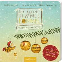 Britta Sabbag: Die kleine Hummel Bommel feiert Weihnachten, Buch