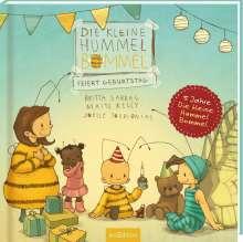 Britta Sabbag: Die kleine Hummel Bommel feiert Geburtstag, Buch