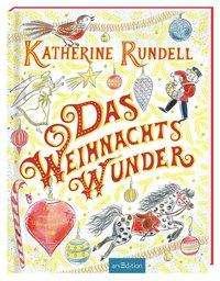 Katherine Rundell: Das Weihnachtswunder, Buch