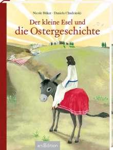 Nicole Büker: Der kleine Esel und die Ostergeschichte, Buch