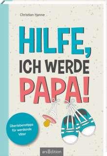 Christian Hanne: Hilfe, ich werde Papa!, Buch