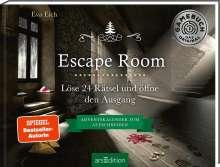 Eva Eich: Escape Room. Der erste Escape-Adventskalender, Buch