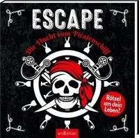 Eric Nieudan: Escape - Die Flucht vom Piratenschiff, Buch
