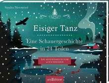 Sandra Niermeyer: Aufschneidebuch Eisiger Tanz. Eine Schauergeschichte, Buch
