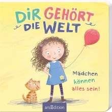 Anna Taube: Dir gehört die Welt, Buch