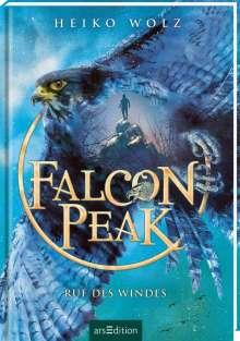 Heiko Wolz: Falcon Peak - Ruf des Windes (Falcon Peak 2), Buch