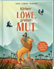 Tom Belz: Kleiner Löwe, großer Mut, Buch