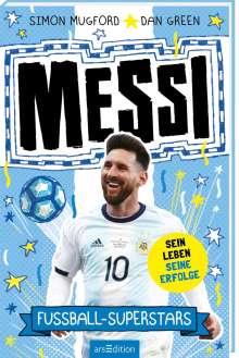 Simon Mugford: Fußball-Superstars - Messi, Buch