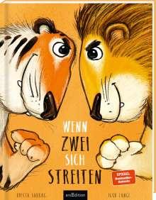 Britta Sabbag: Wenn zwei sich streiten, Buch