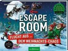 Jens Schumacher (geb. 1974): Escape Room - Flucht aus dem Weihnachts-Chaos, Buch