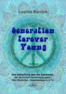 Laetitia Barnick: Generation Forever Young, Buch