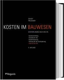 Werner Seifert: Baukostenplanung, Buch
